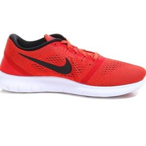 Nike Free RN Naturals RED